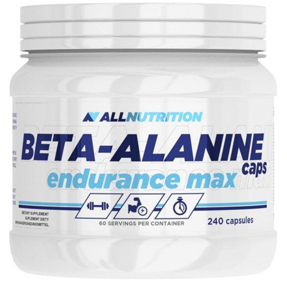 Beta-Alanine Caps 240 kapsułek