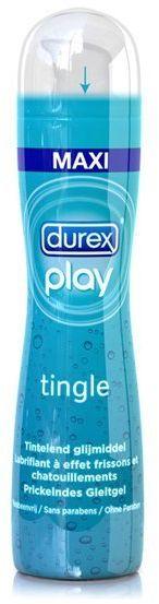 Stymulujący środek nawilżający - Durex Play Tingle Lubricant 100 ml