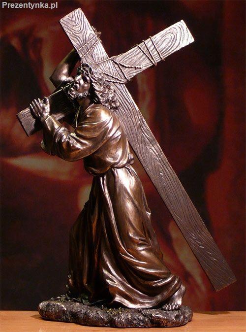 Jezus Kalwaria ozdoba świąteczna