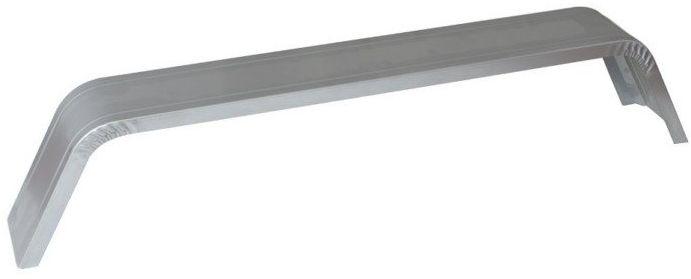 Błotnik tandem do przyczep samochodowych metalowy 13'' Unitrailer