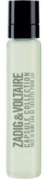 Zadig & Voltaire This is Him! No Rules Capsule Collection woda toaletowa dla mężczyzn 20 ml
