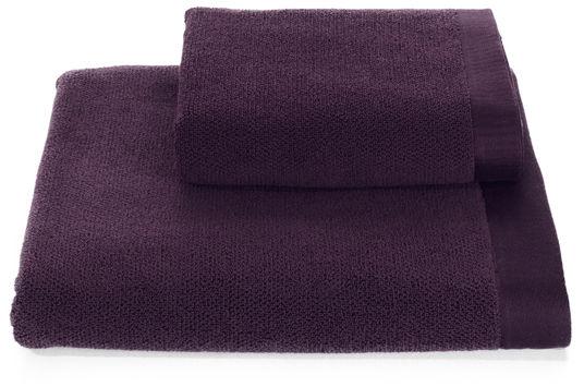 Ręcznik kąpielowy LORD 85x150cm Ciemnofioletowy