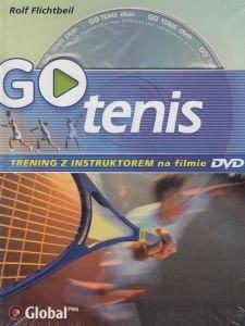 Go Tenis Trening z instruktorem na filmie DVD - Rolf Filchtball