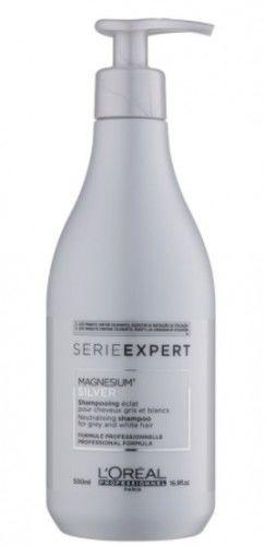Loreal Silver szampon do siwych włosów 500 ml