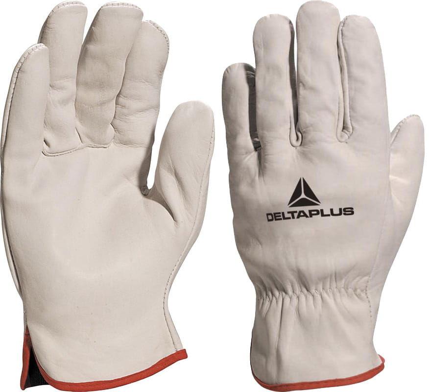 Rękawice robocze FBN49 licowe