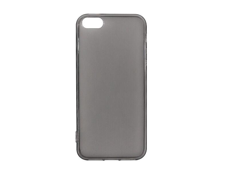 Apple iPhone 5S - etui na telefon FLEXmat Case - czarny