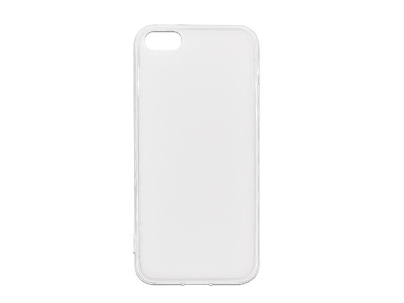 Apple iPhone 5S - etui na telefon FLEXmat Case - biały