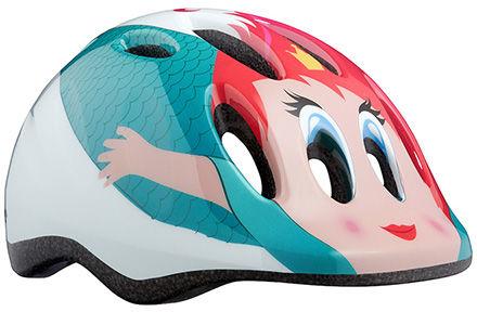 LAZER kask rowerowy dziecięcy MAX PLUS Mermaid BLC2207887758 Rozmiar: 49-56,BLC2207887758