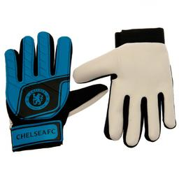 Chelsea Londyn - juniorskie rękawice bramkarskie