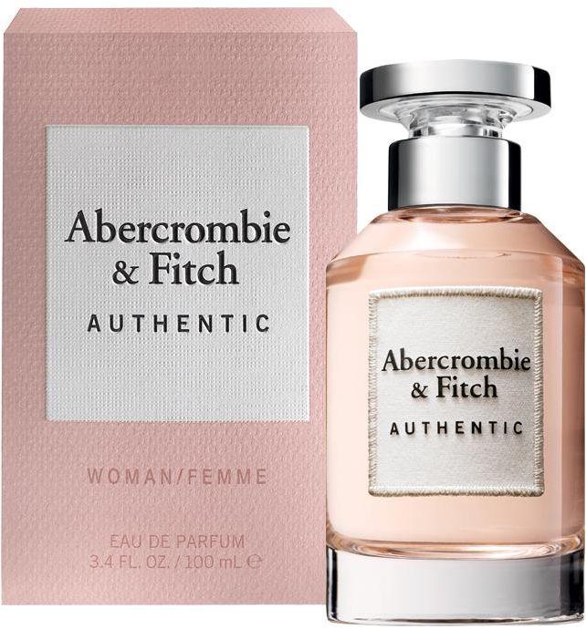 Abercrombie & Fitch Authentic Woman woda perfumowana - 100ml