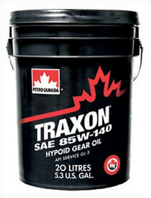 TRAXON 85W-140 20 l. olej przekładniowy