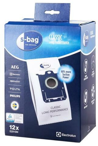 Electrolux Worki E201SM - S-Bag LongPerformance MegaPack