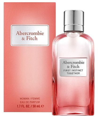Abercrombie & Fitch First Instinct Together Woman woda perfumowana - 50ml