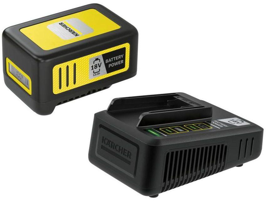 Zestaw akumulator i ładowarka BP 18V 5Ah KARCHER