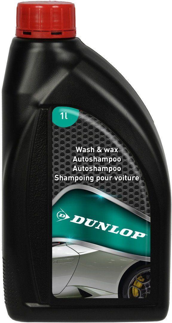Szampon samochodowy z woskiem karoseria Dunlop 1L