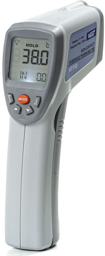 Termometr bezdotykowy HT11D pomiar temperatury ciała
