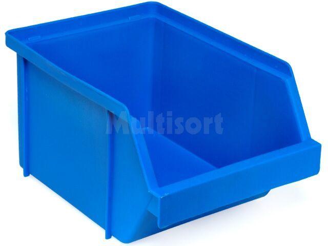 Pojemnik warsztatowy typ P 125x176x99mm niebieski