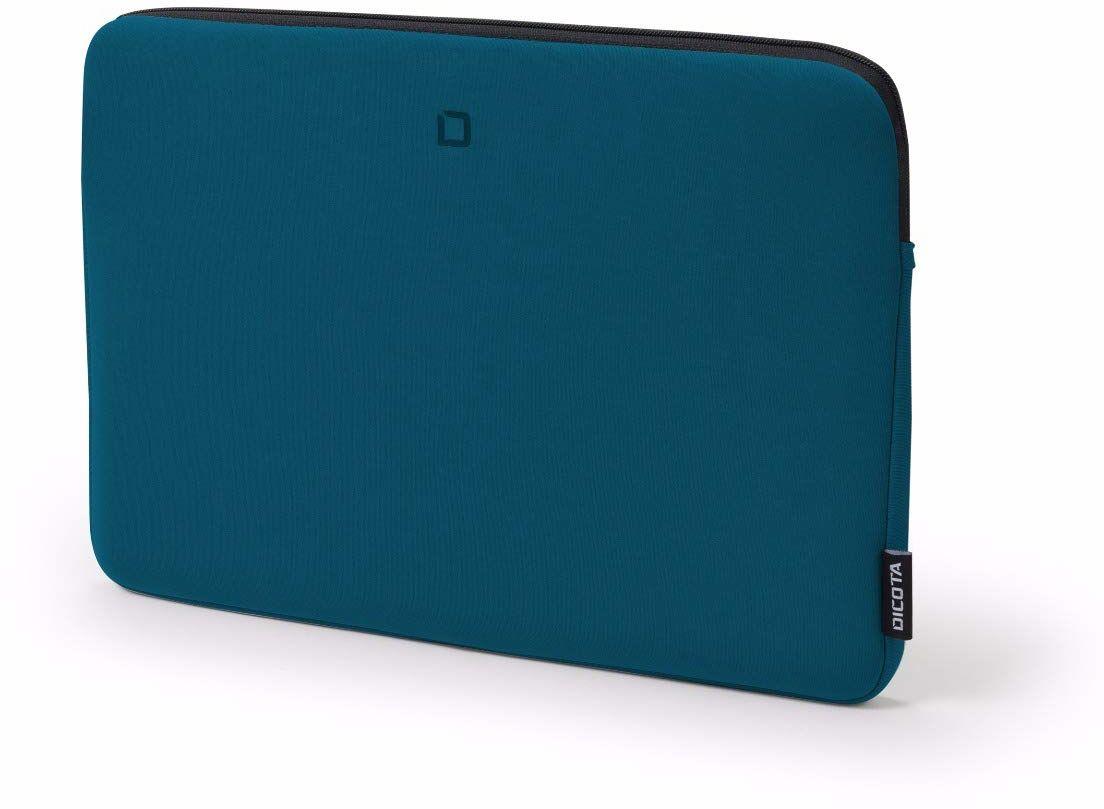 DICOTA Skin BASE, 13 14,1 cala, torba na laptopa, lekki pokrowiec, torba na laptopa, niebieska