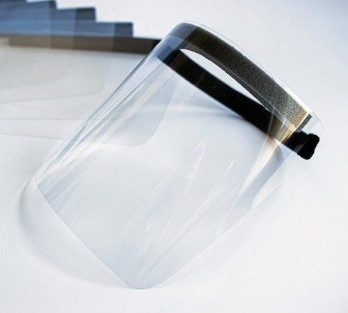 Przyłbica ochronna BASIC (rozmiar M)