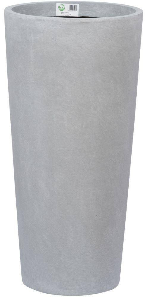 Donica z włókna szklanego D208C szary beton