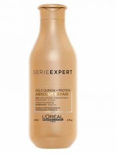 Loreal Absolut Repair Gold odżywka do włosów zniszczonych 200 ml