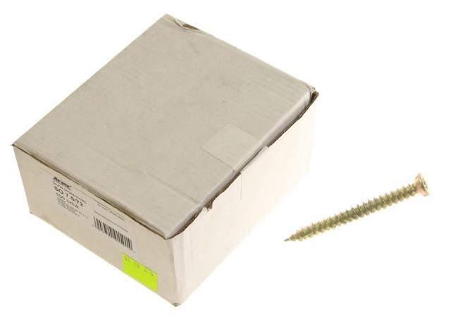 Wkręt do montażu ram FHD 7.5x072 stożek (100szt.)