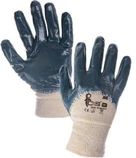 Rękawice robocze JOKI nitryl CXS