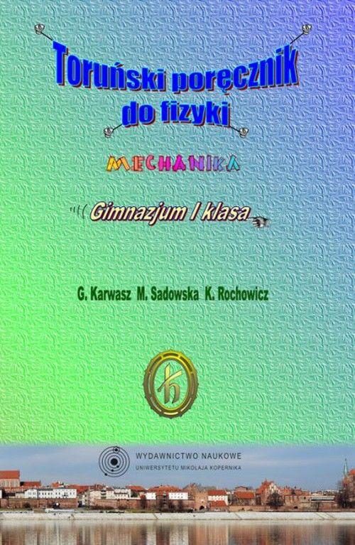 Toruński podręcznik do fizyki - No author - ebook