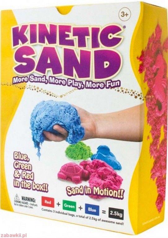 Waba Fun Kinetic Sand 3 Kg Piasek Kinetyczny