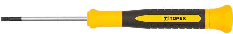 Wkrętak płaski precyzyjny 3,0 x 50 mm obrotowa nasadka hartowana magnetyczna końcówka 39D772
