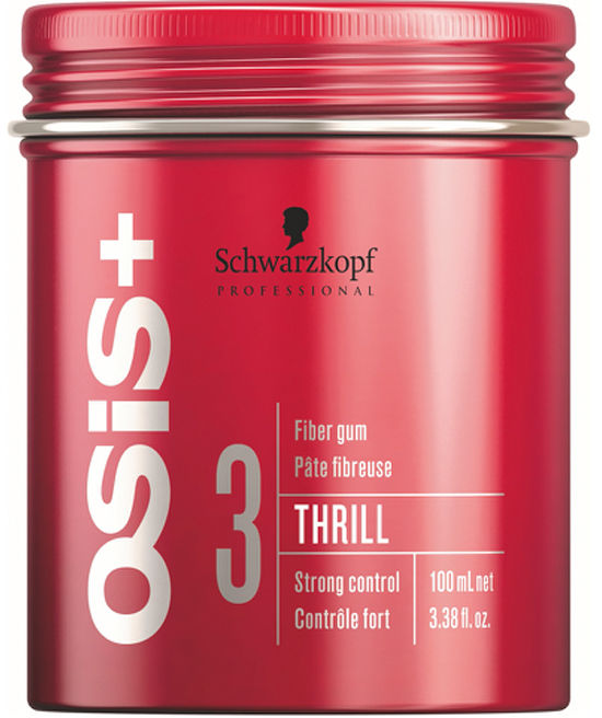 Włóknista guma do włosów Schwarzkopf Osis+ THRILL 100ml
