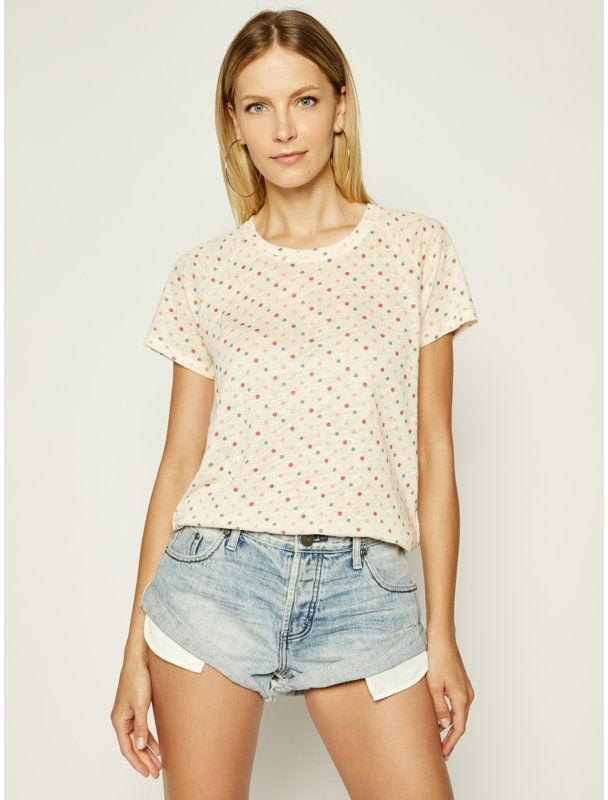 Pepe Jeans T-Shirt PL504093 Beżowy Regular Fit