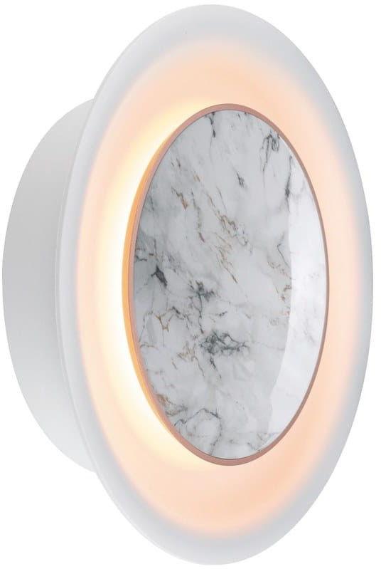 Kinkiet TIRIL 6,5W LED biały/marmur 79700 PAULMANN