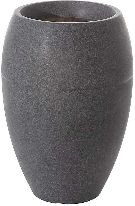 Osłona donicy Rillen Grey 59cm, 59 cm