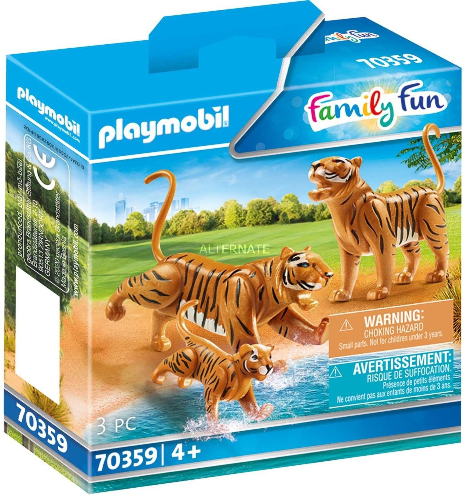 Playmobil - Tygrysy 70359