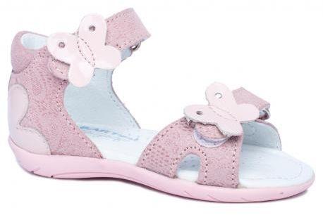 Bartek 31569 1NL sandały dziewczęce różowe