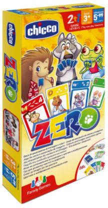 Chicco Gra Zero 3 lata+ Chicco Gra Planszowa Dla Dzieci 3lata+