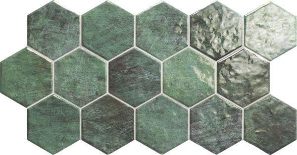 Hex Zellige 26,5x51 heksagony