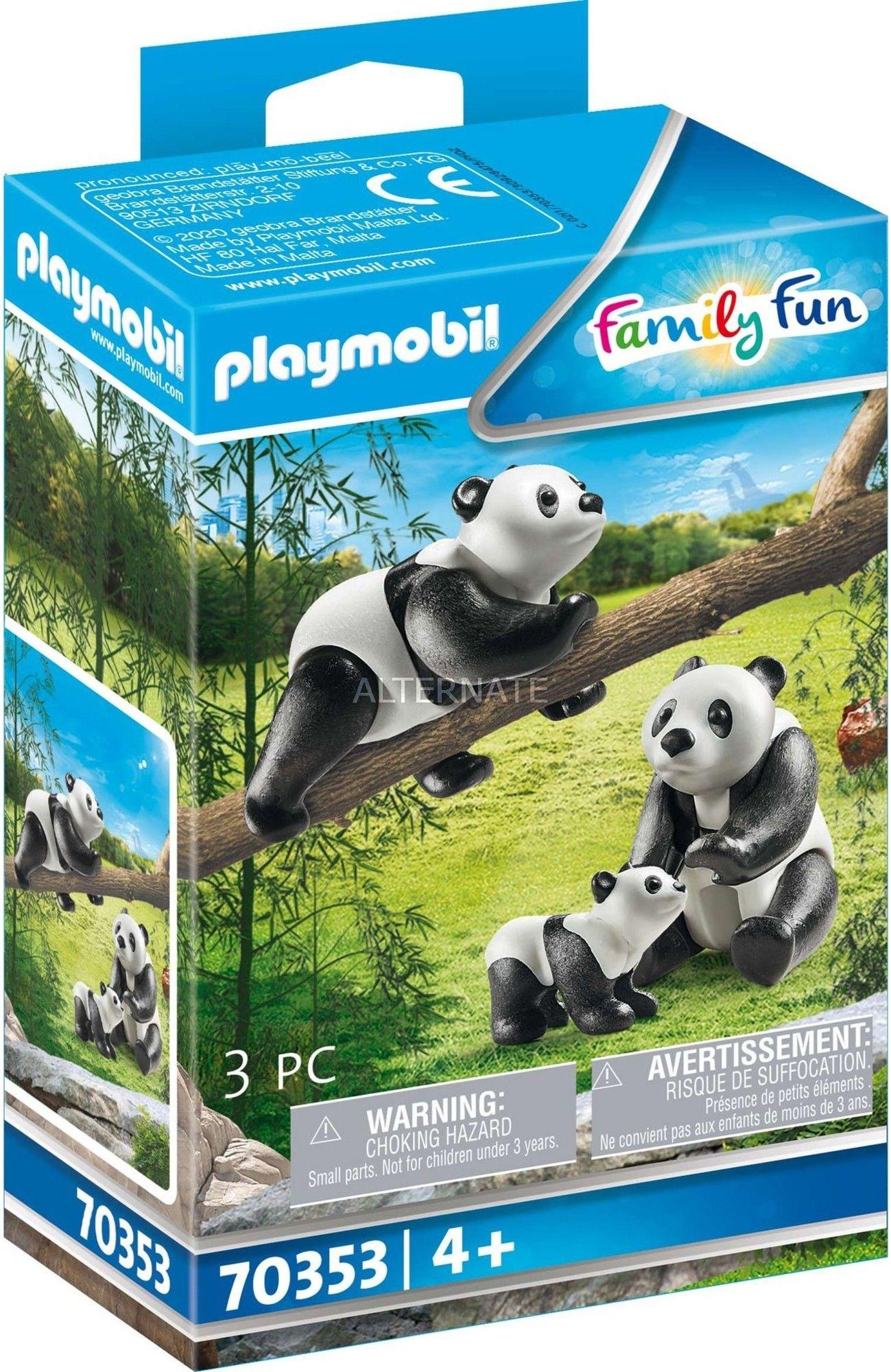 Playmobil - Pandy 70353