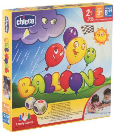 Chicco Gra Baloniki 3 lata+ Chicco Gra Dla Dzieci 3lata+