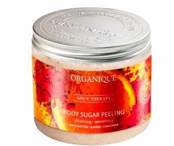 SPICY energetyzujący peeling do ciała Organique Happy-sklep