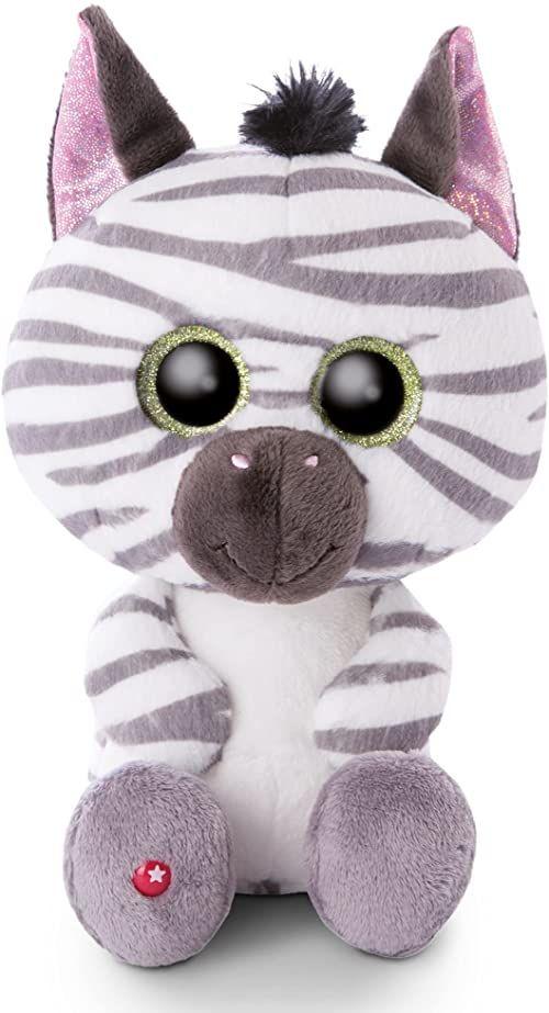 Maskotka GLUBSCHIS zebra Mankalita 25cm