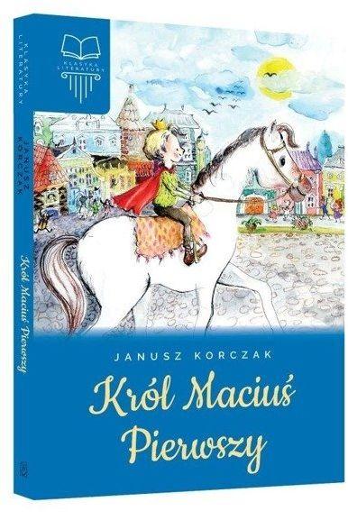 Król Maciuś Pierwszy TW SBM - Janusz Korczak