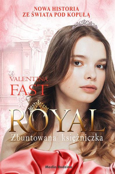 Royal 7 Zbuntowana Księżniczka ZAKŁADKA DO KSIĄŻEK GRATIS DO KAŻDEGO ZAMÓWIENIA