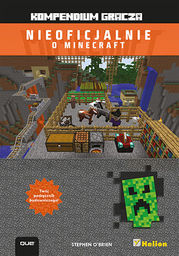 Minecraft. Kompendium gracza - Ebook.