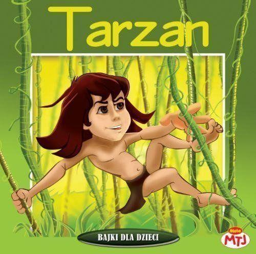 Bajki dla dzieci - Tarzan - praca zbiorowa