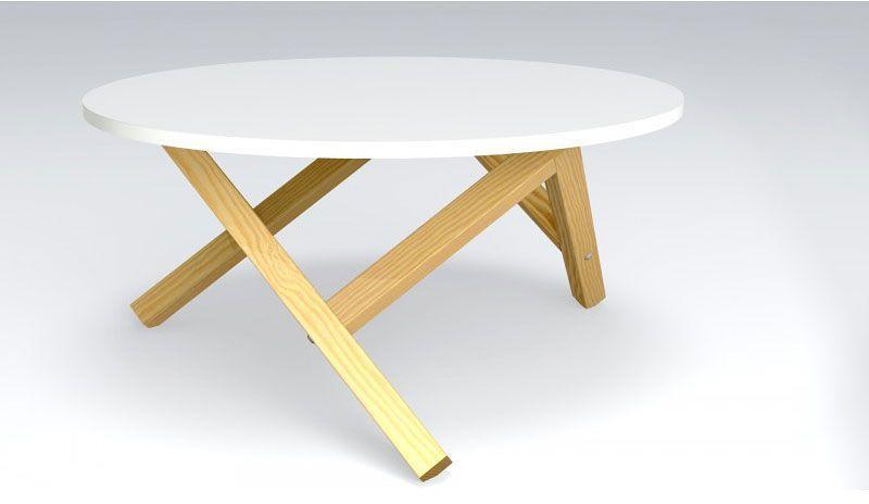 Okrągły stolik kawowy Inelo L14