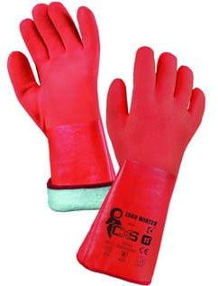 Rękawice robocze ZARO WINTER ocieplane CXS