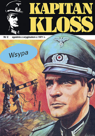 Kapitan Kloss. Wyspa (t.2) - Ebook.