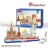 Puzzle 3D City Line Moscow